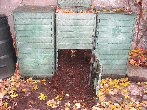 modular compost